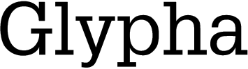 Glyphia